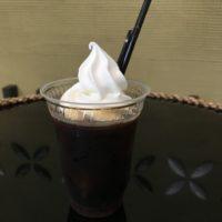 アイスコーヒー(アイスのせ)の画像